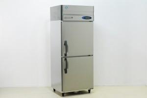 ホシザキ タテ型2ドア冷凍冷蔵庫 HRF-75ZT 2012年製 厨房 W8