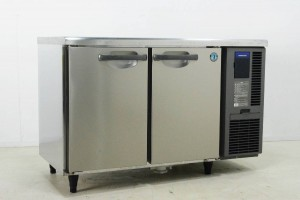 ホシザキhoshizaki 台下冷蔵庫 RT-120SNF-R 12年製